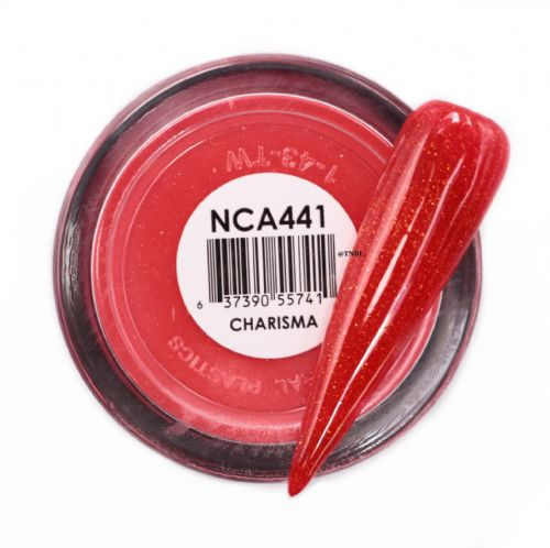 GLAM AND GLITS NAKED COLOR ACRYLIC - NCAC441 CHARISMA